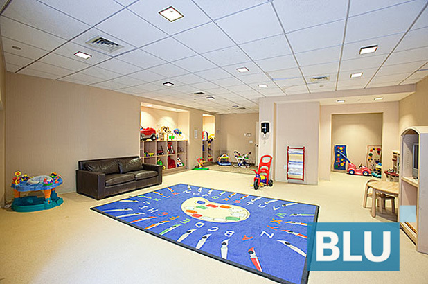 Trump place riverside blvd ny children s playroom 1