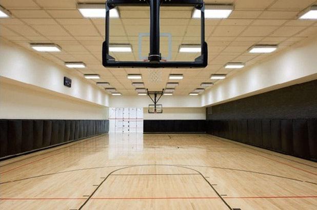 Aldyn basketball court