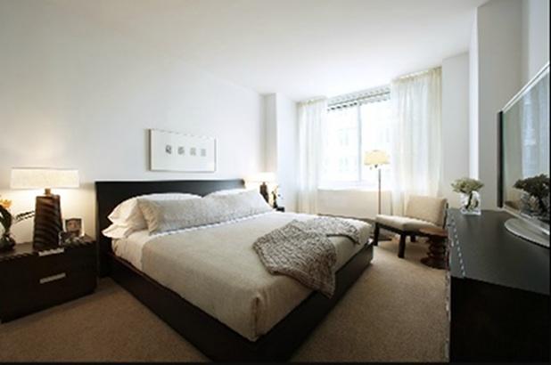 Ashley modern bed