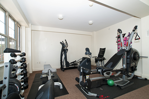 Saint nicholas avenue 163 gym