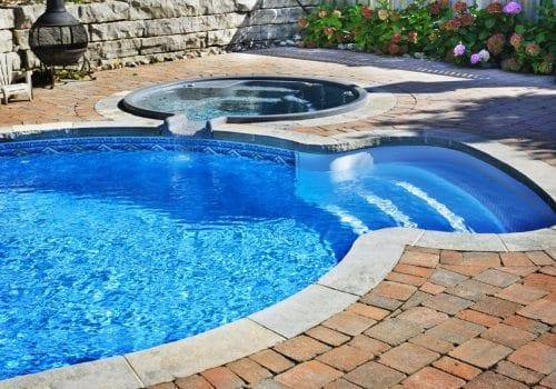 custom hot tub design