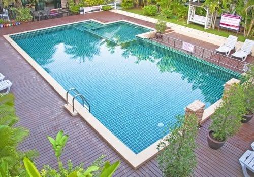 types of custom pools