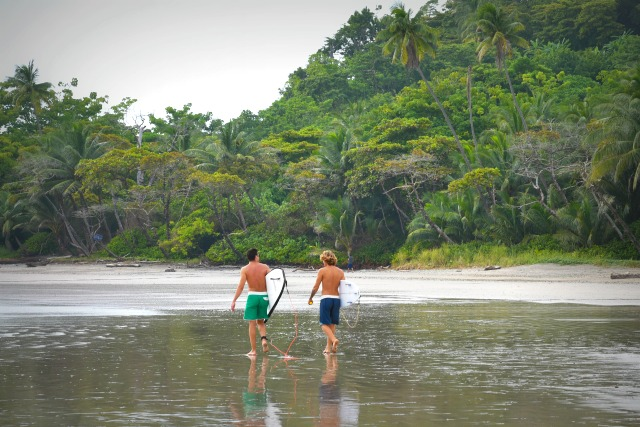 Costa Rica Surf Trips
