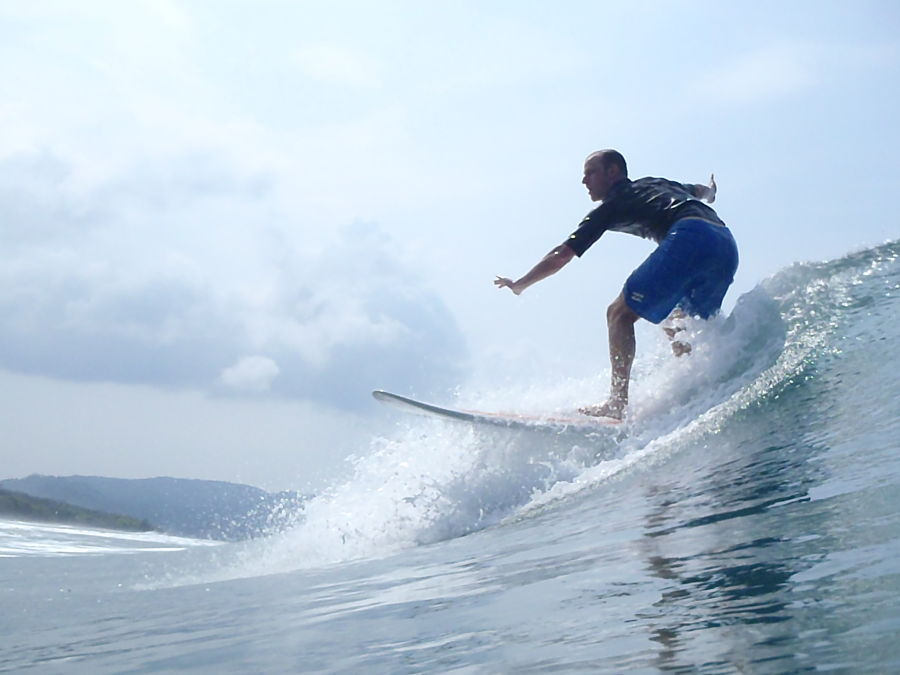Intermediate Surf Lessons - Costa Rica