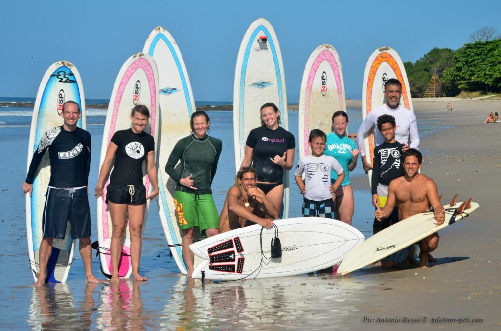 Costa Rica Surf Camps - Santa Teresa