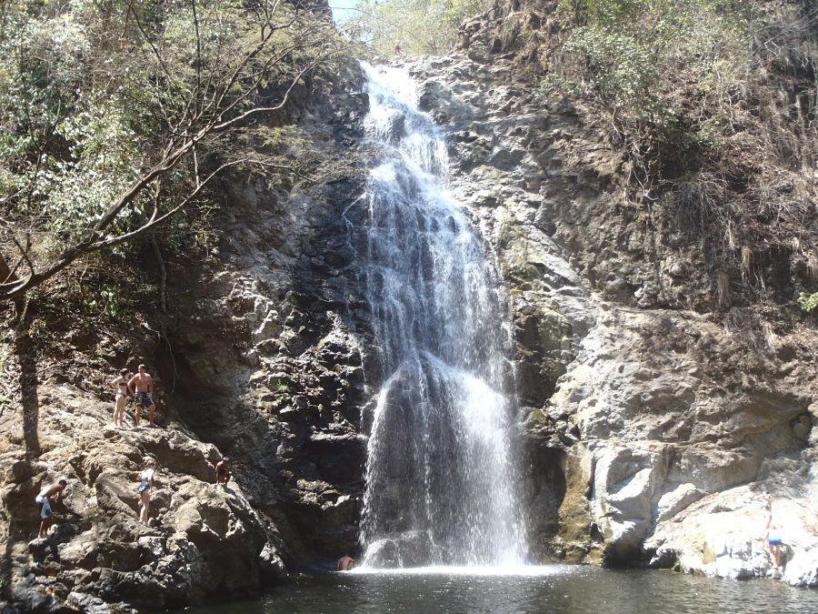 Montezuma Costa Rica - Water Falls