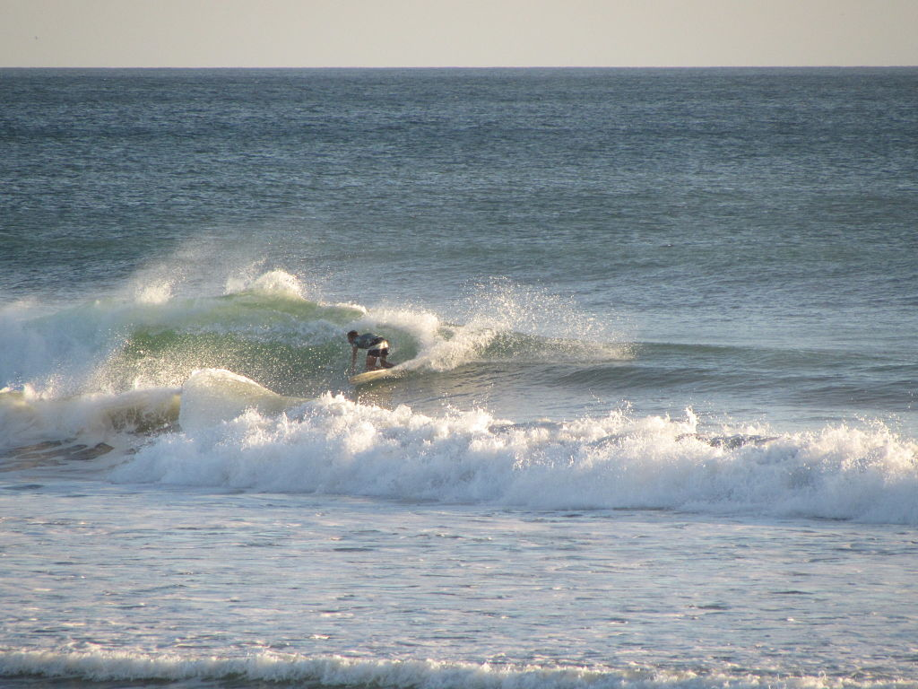 Beautiful Surf in Santa Teresa