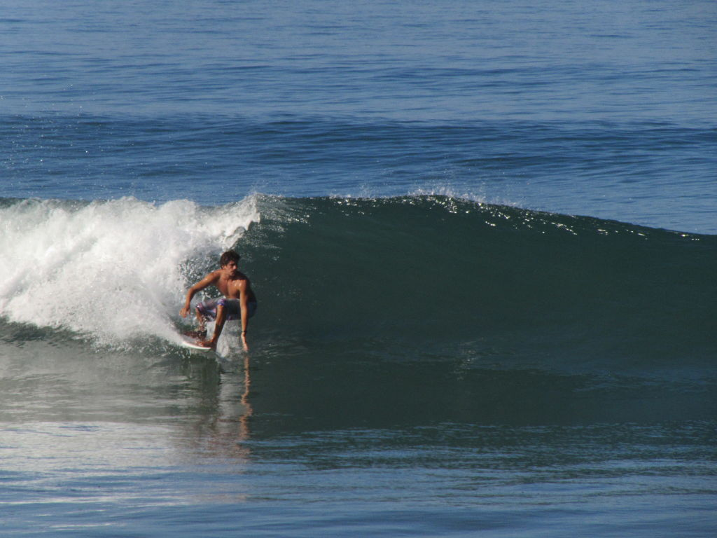Costa Rica Intermediate Surfer