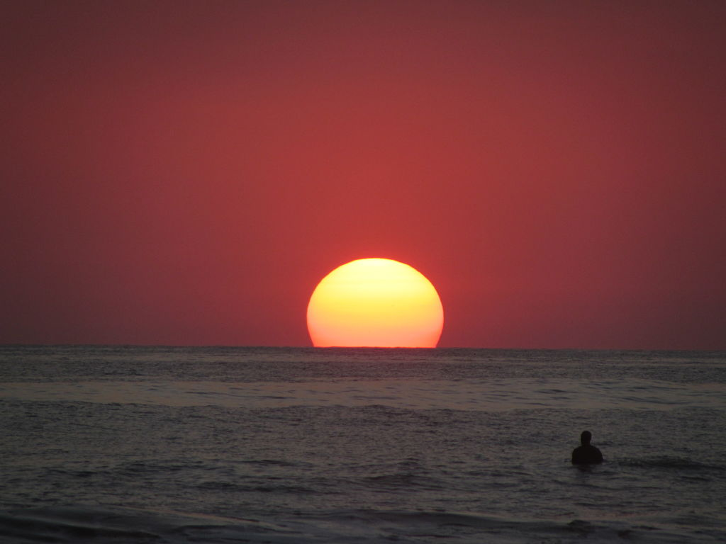 Gorgeous Costa Rica Sunset