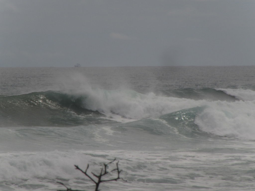 Santa Teresa Beautiful Waves