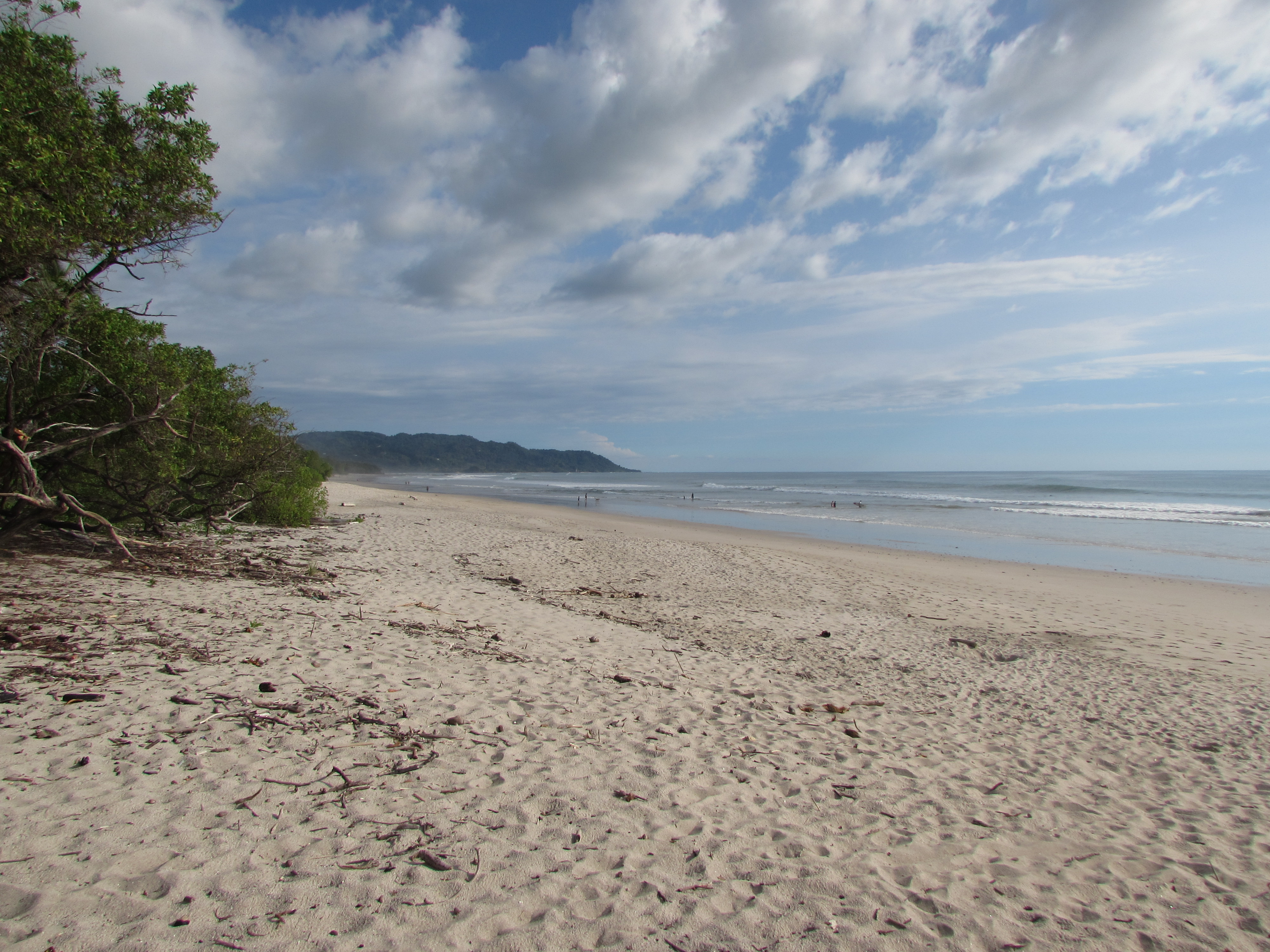 Santa Teresa Sky and Beach