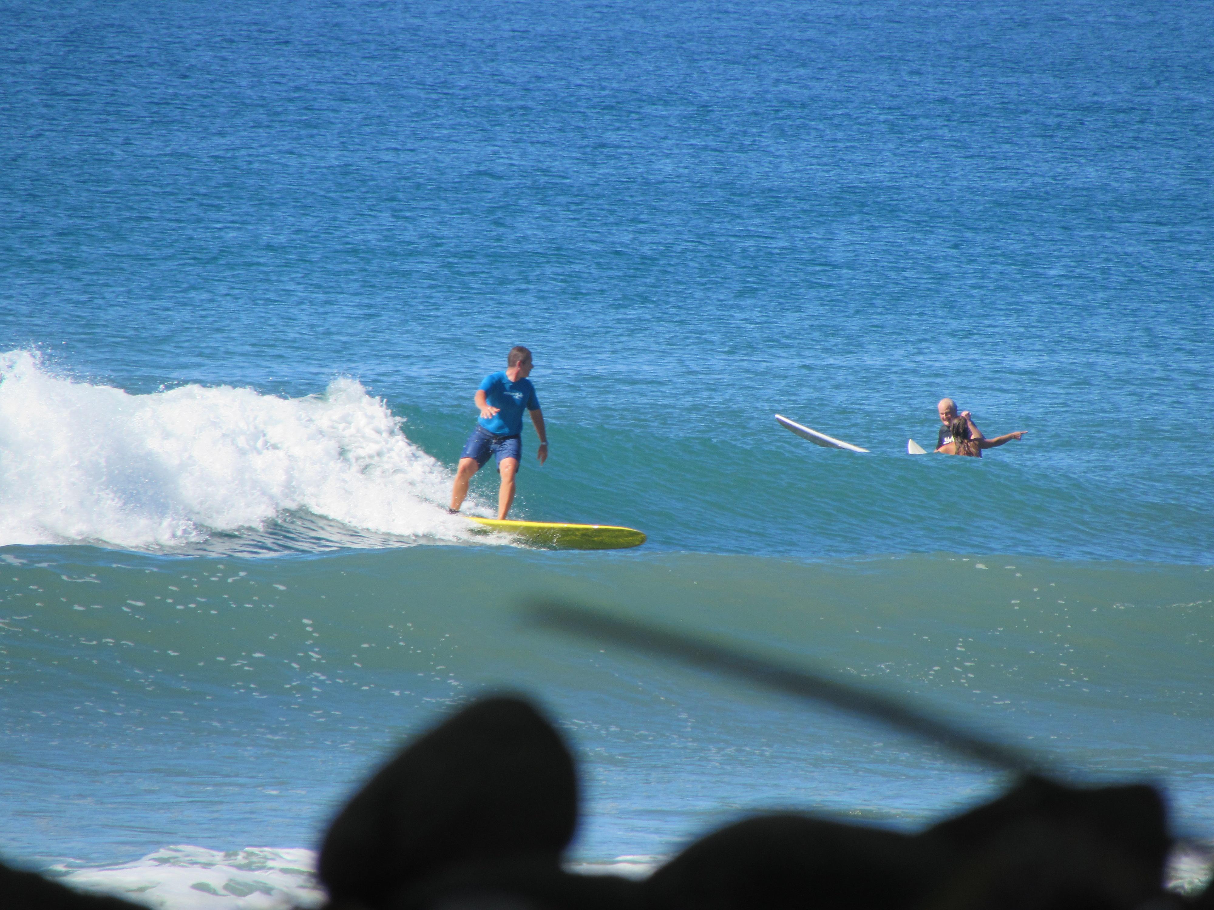 Santa Teresa Surf Camp