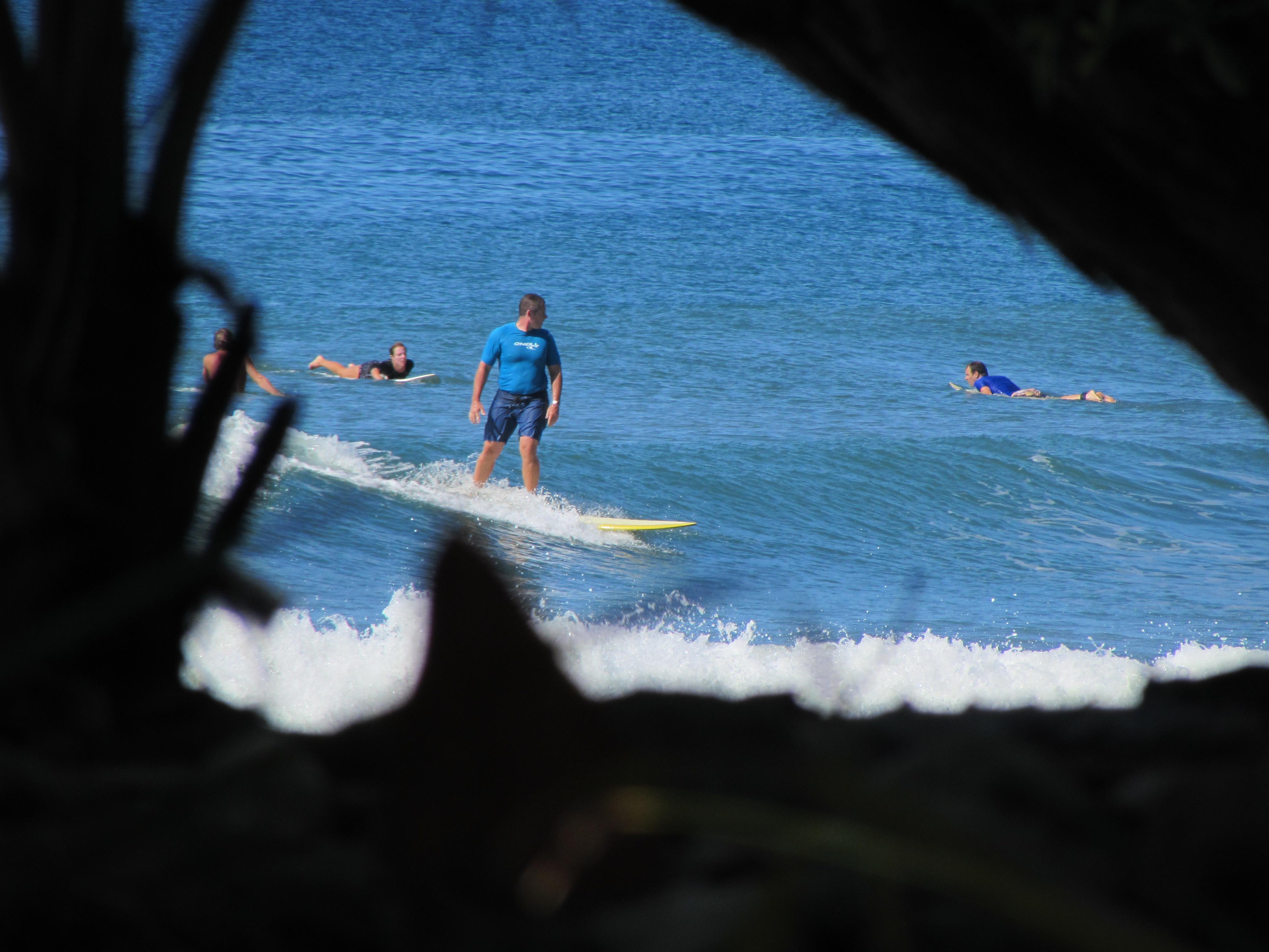 Surf Camp Santa Teresa