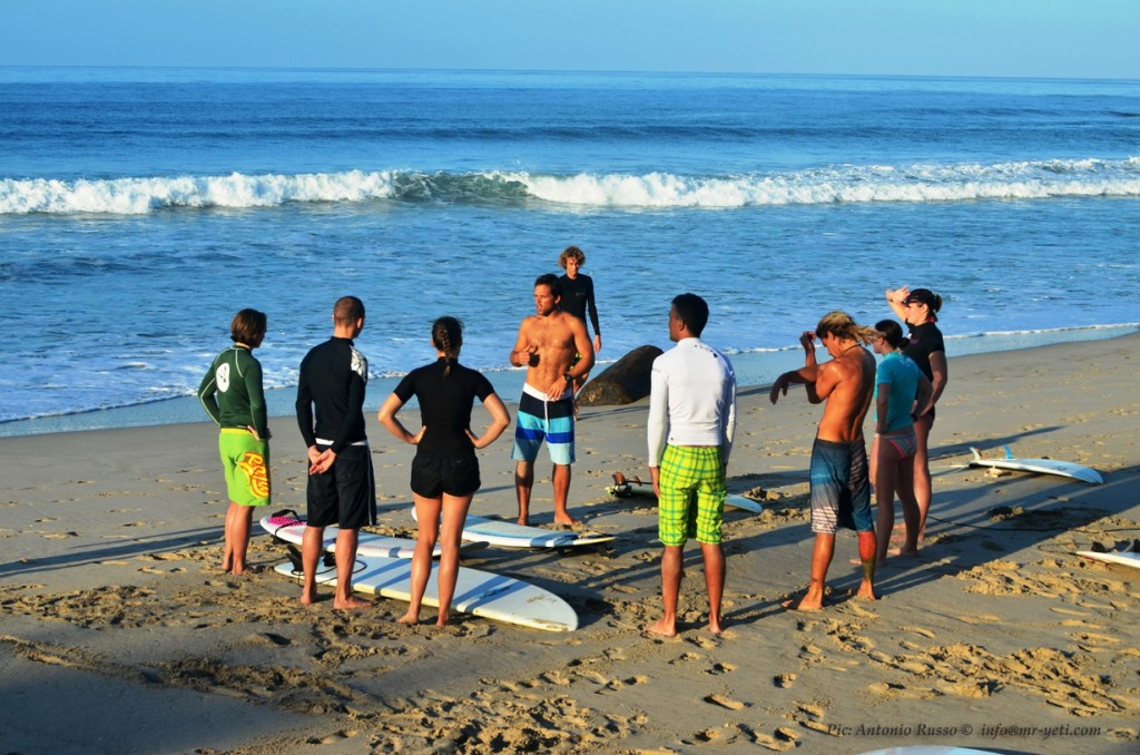 Surf Camps in Santa Teresa Costa Rica