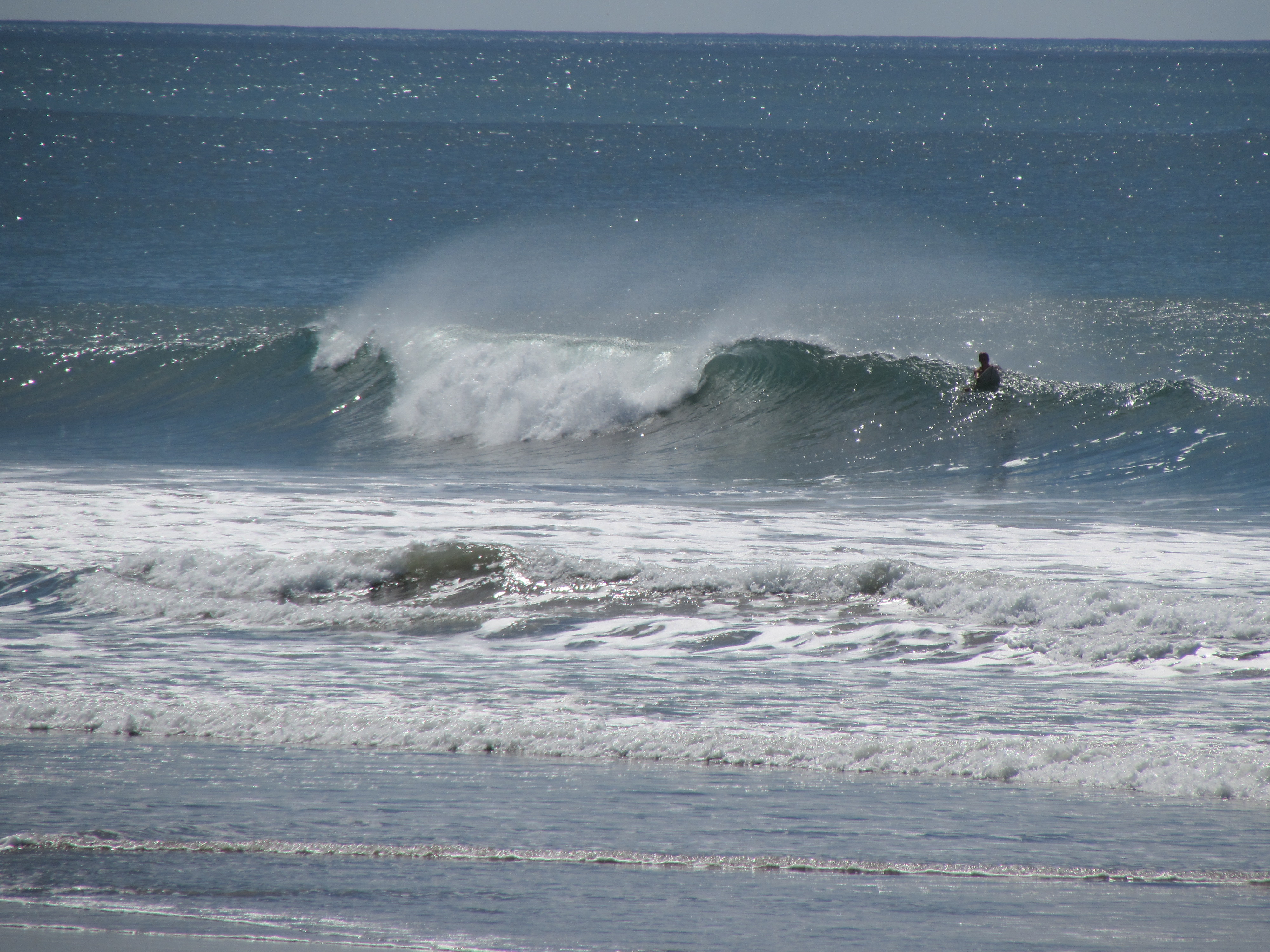 Surf at Santa Teresa