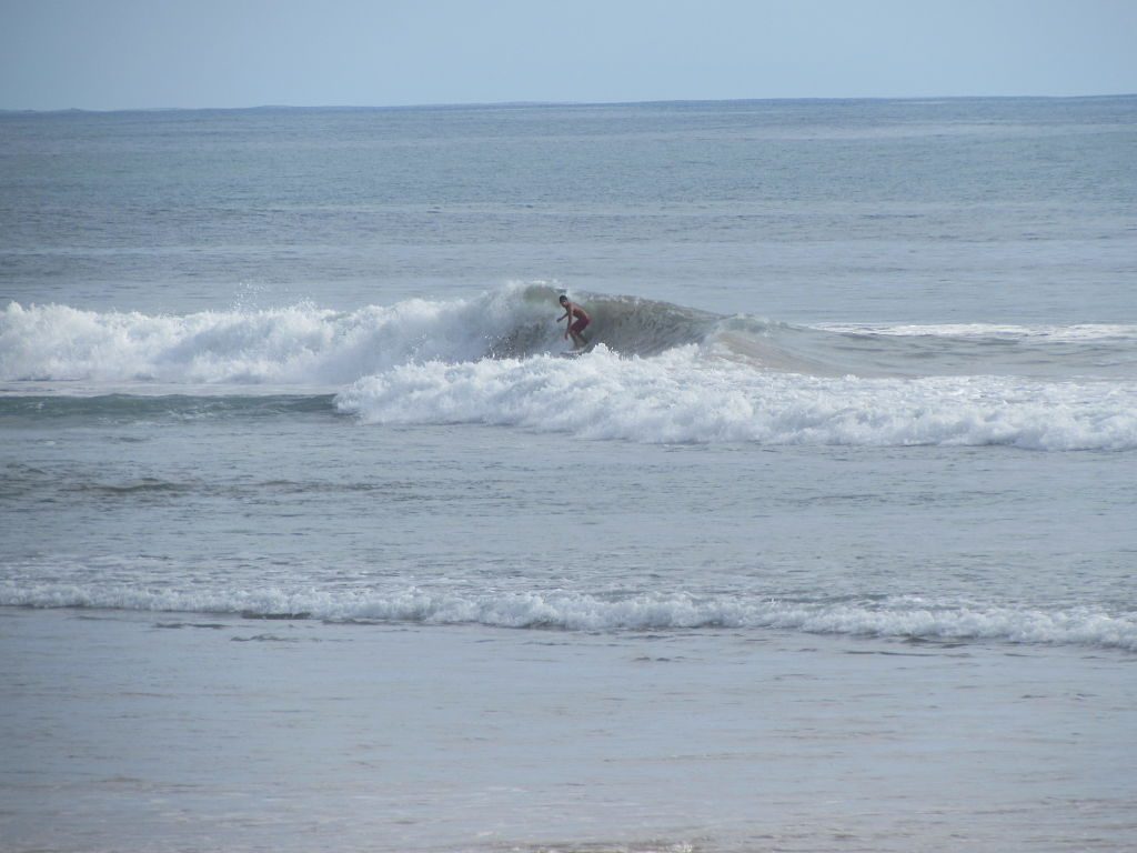 Surfing Safely in Costa Rica