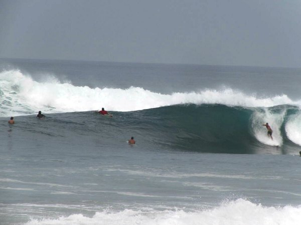 Santa Teresa Surf Coaching