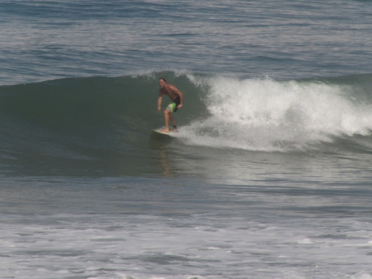 Chill wave in Costa Rica