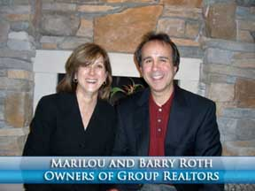 Barry and Marilou Roth