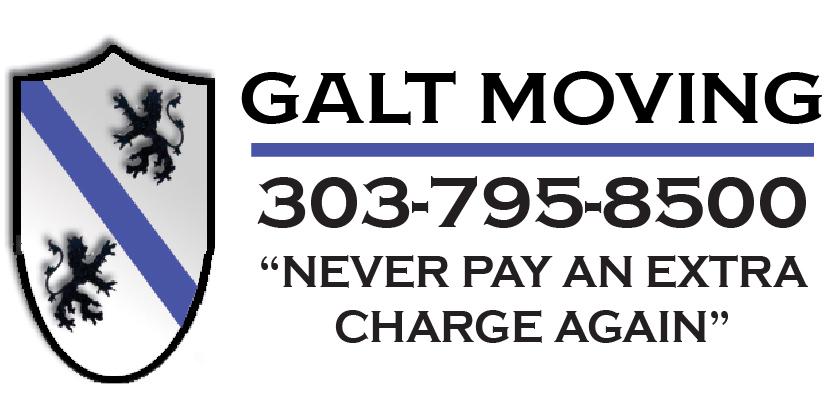 Galt Moving U0026 Storage Logo