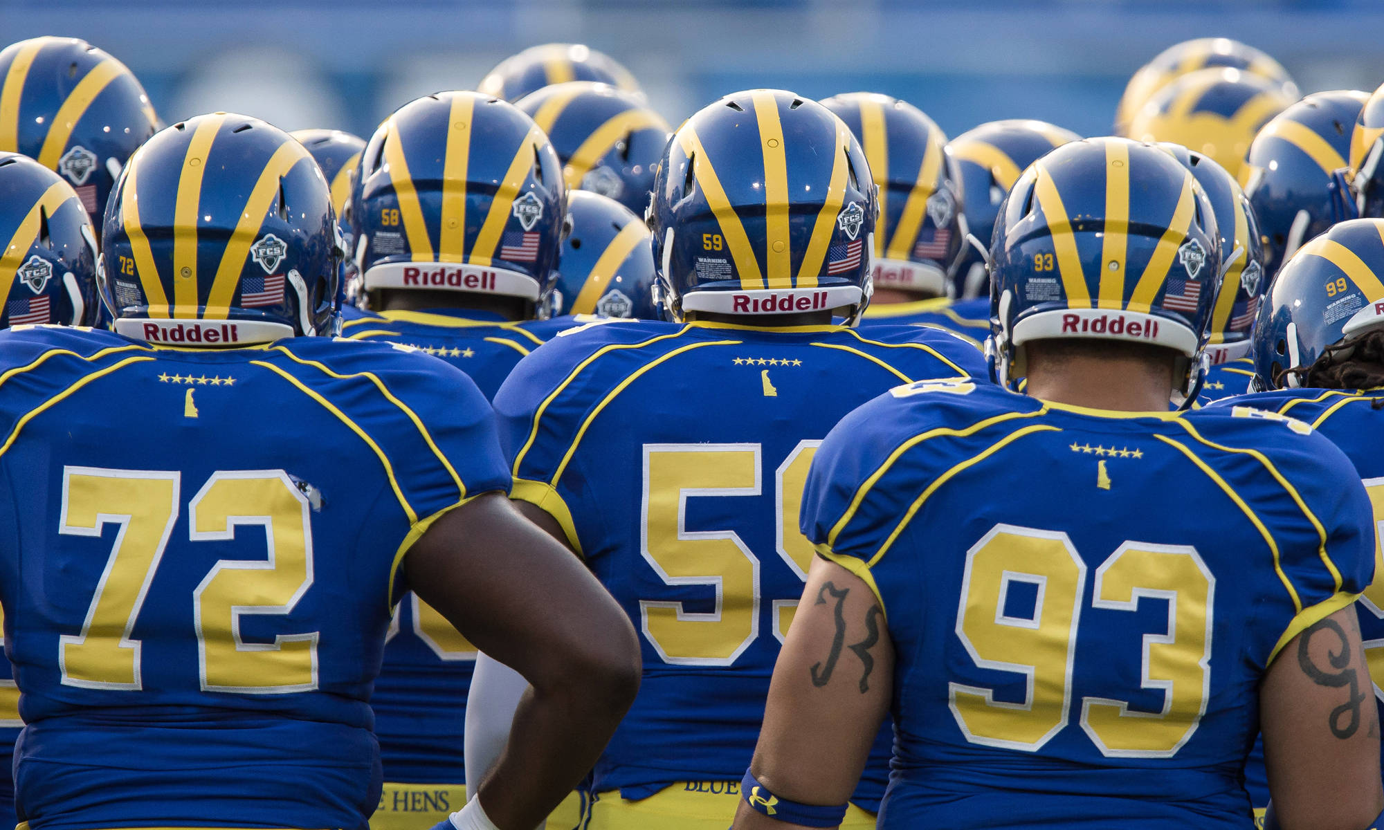 Delaware Announces One Of Its Largest Football Recruiting Classes