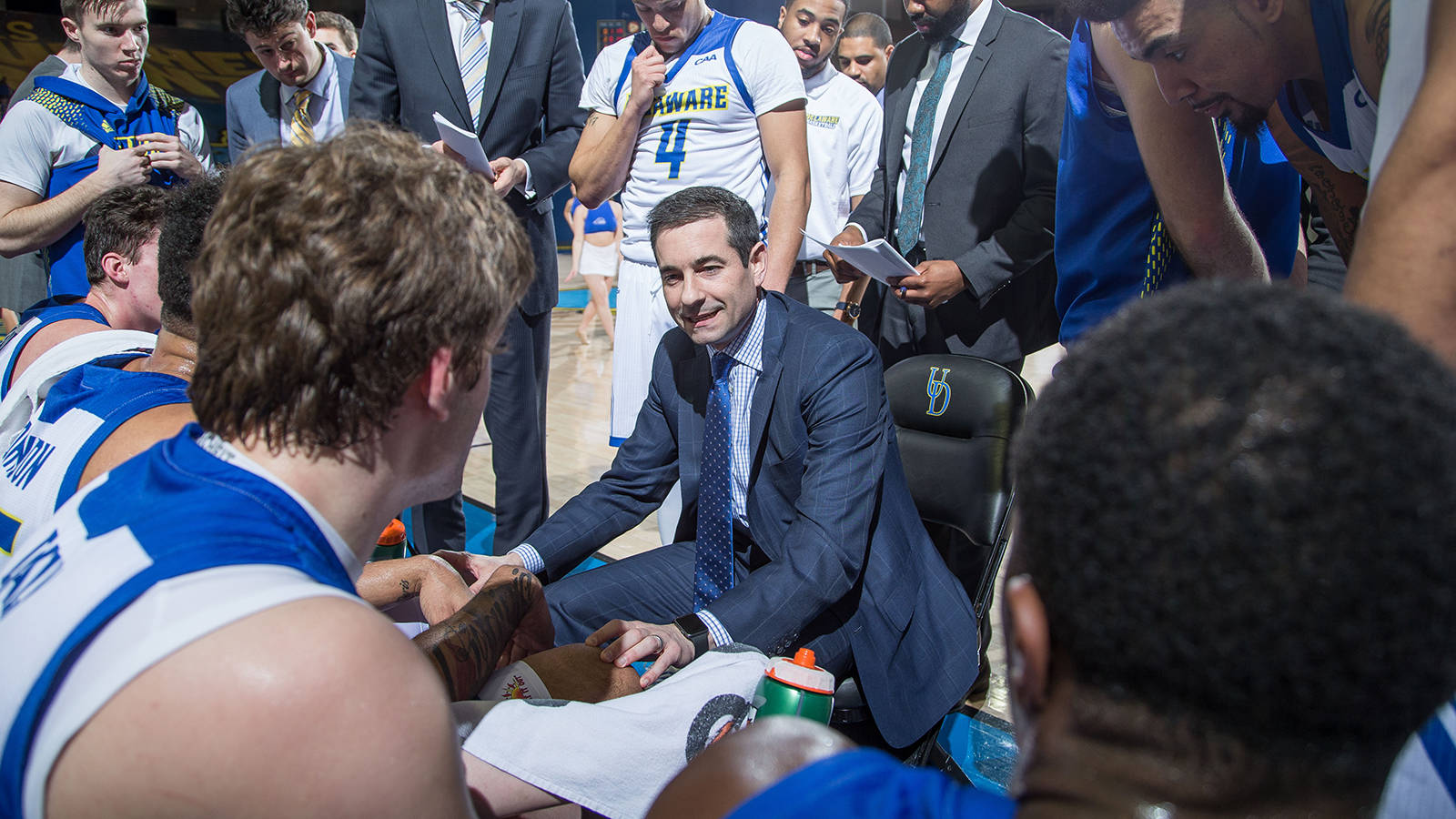 Blue Hens Look For Second Straight Win Thursday at Rival