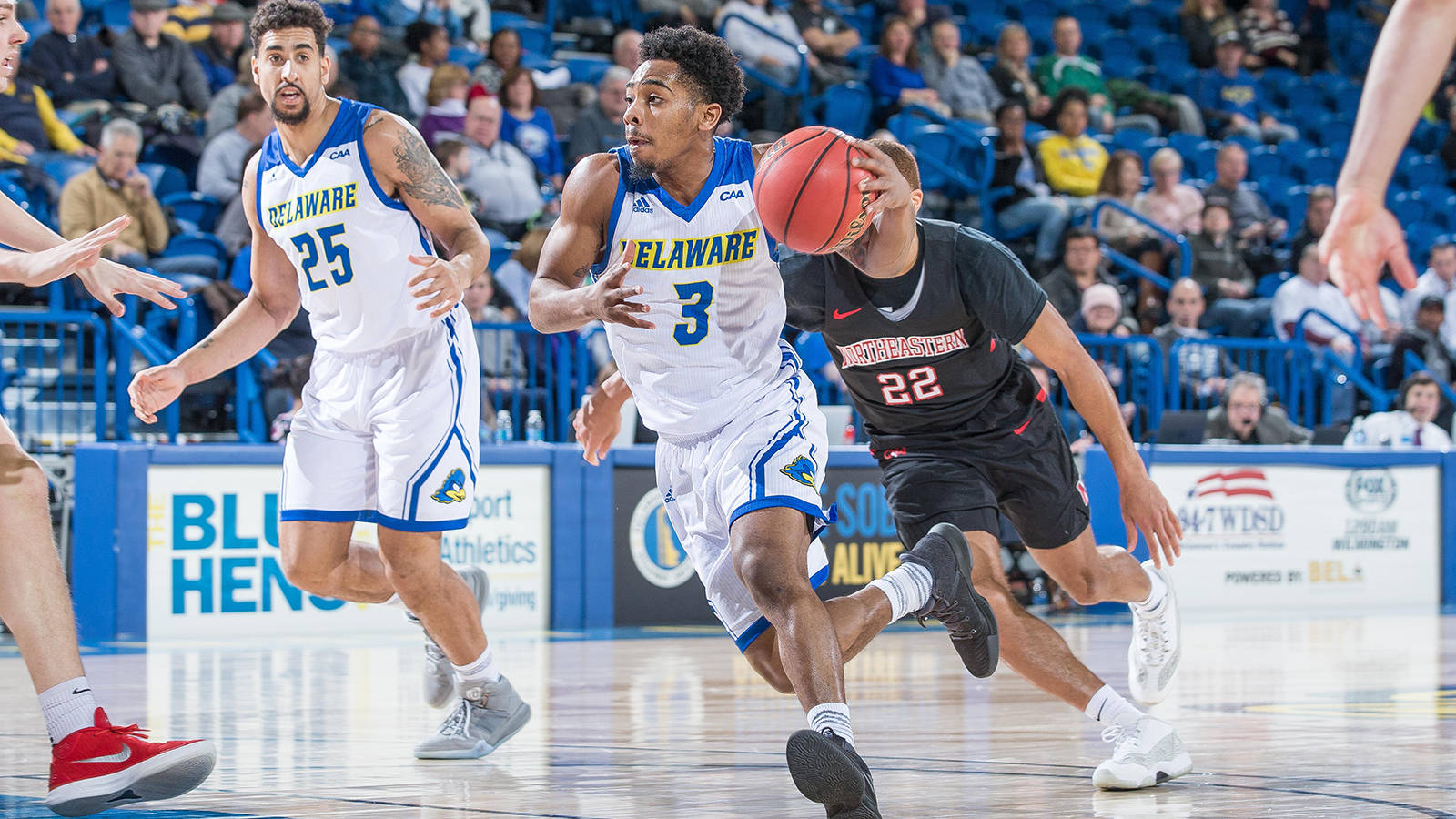 Blue Hens Head To Williamsburg Saturday To Battle Tribe