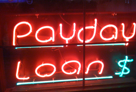 Google Defaults on Payday Loan Ads