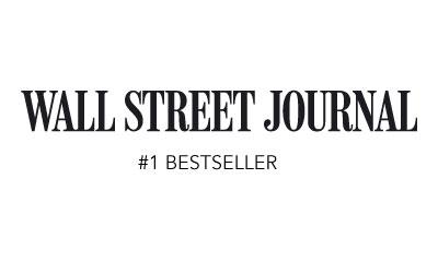 Wall Street Journal #1 bestseller