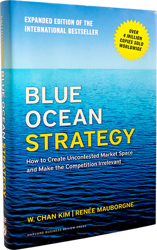 Blue Ocean Strategy Expanded Uncontested