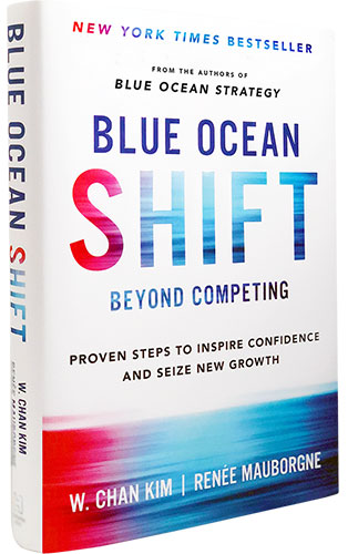 Blue Ocean Strategy | A Business Strategy & Leadership Book