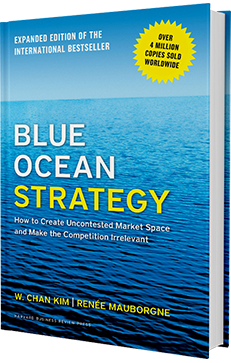 Blue Ocean Strategy - How to Create Uncontested Market Space and Make the Competition Irrelevant