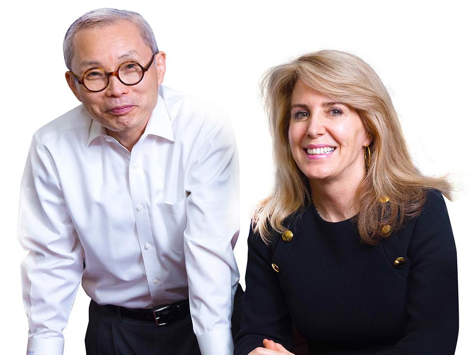 Founders W. Chan Kim & Renée Mauborgne