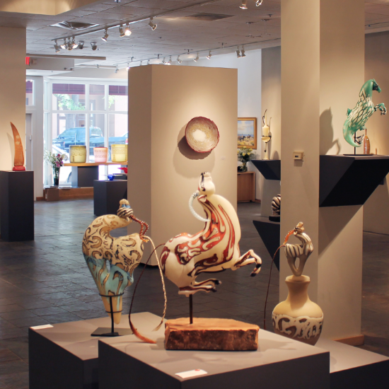 Blue Rain Gallery: A Downtown Anchor in Santa Fe