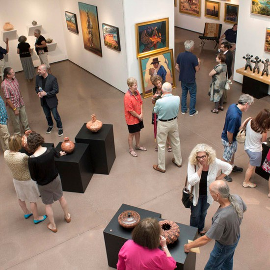 Blue Rain Gallery Named a Top 25 Gallery in America by American Art Awards