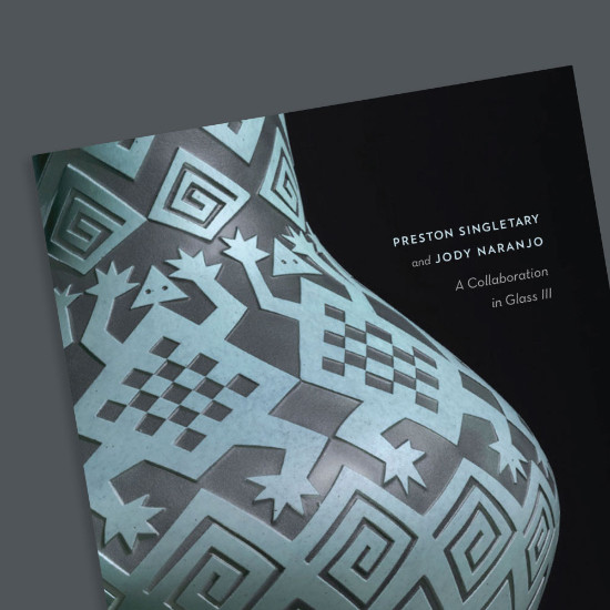 A Collaboration in Glass III Show Catalog