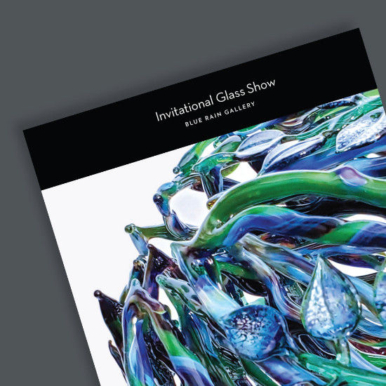 Invitational Glass Show Catalog