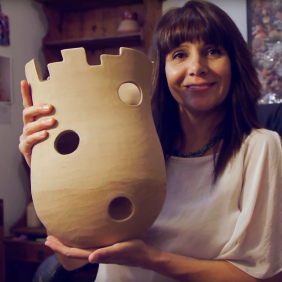 Jody Naranjo Pottery Video