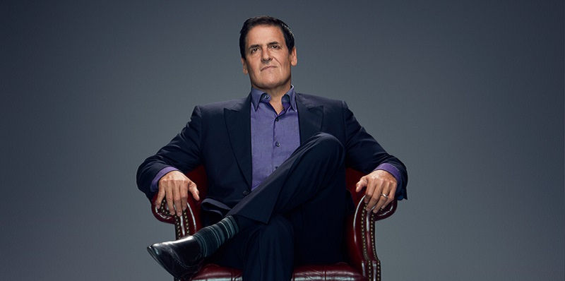 Shark Tank Billionaire Mark Cuban's 3 Success Tips