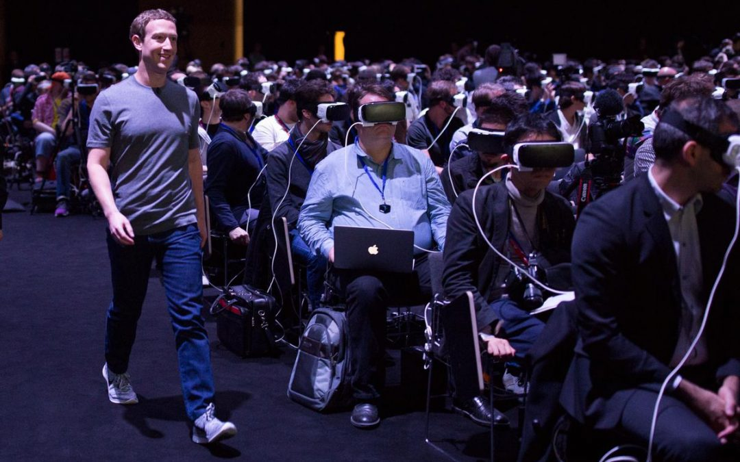 What Zuckerberg Would Do Differently If He Started Today