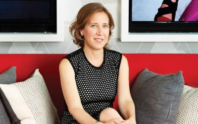 """Tip from Youtube CEO on """"Finding Golden Opportunities'"""