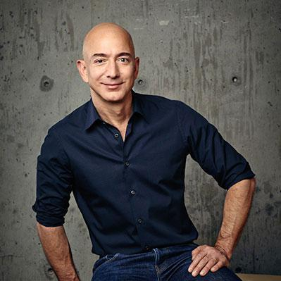Who is kicking Jeff Bezos' Butt Badly?