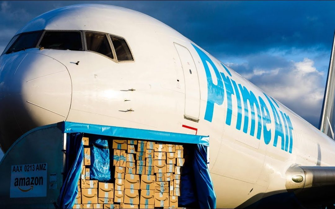 (Mystery?) Why Does Amazon's Have a Boeing Fleet