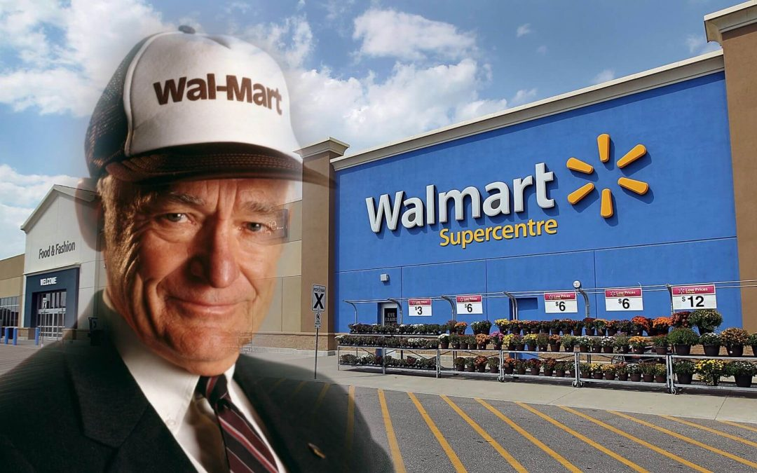 Walmart's Key to Outsized Success & Bloomberg on Bastards!