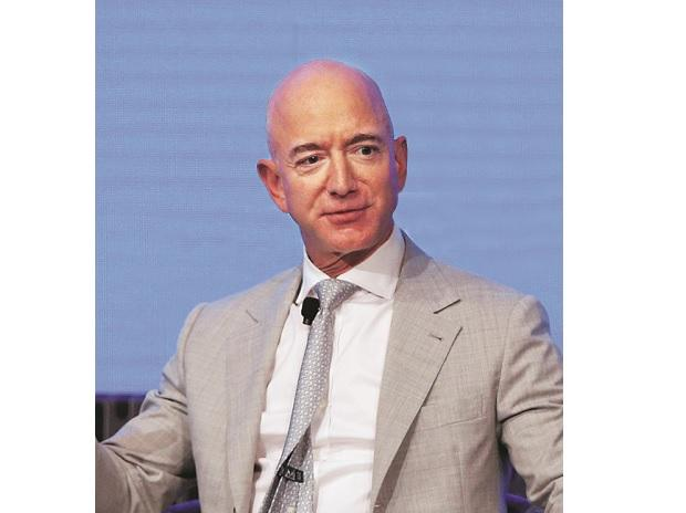 60 Second Tip from Jeff Bezos for Long-Term Income Opportunity