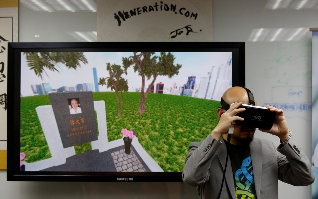 Your Funeral – in Virtual Reality???