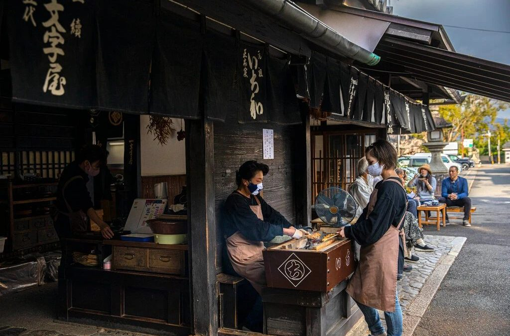 World's Oldest Shop Opened 1,133 Years Ago…