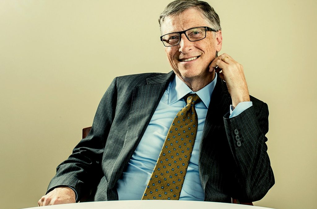 Success Habit Bill Gates Does 1st Thing In The Morning