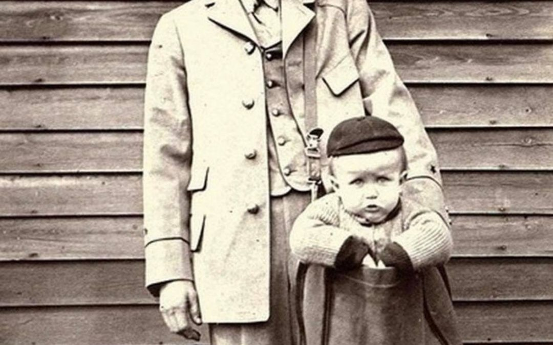 (Not Woke!) Yes, People Did This To Their Kids In 1913…