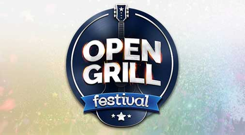 Festival Open Grill